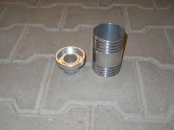 příruba pro POP/BLOW OFF ventil