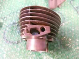 motoválec - před opravou
