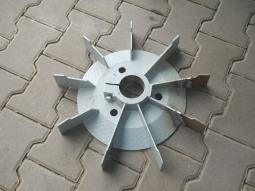 ventilátor elektromotoru
