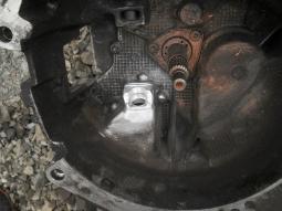 FIAT DUCATO před opravou