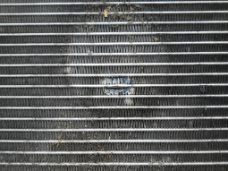 chladič/kondenzátor klima po opravě