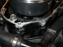 dovaření/oprava bloku motoru HONDA - bez demontáže