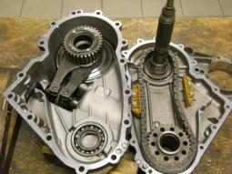 rozvodovka /VTG/ BMW X3