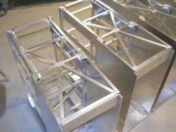 jídelní vozík - vlak /výroba/